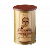 30pcs Mehmet Efendi  Coffee in 250gr Tin Box with Shipping